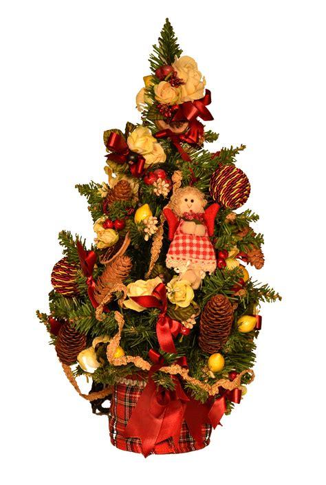 kleiner weihnachtsbaum im topf geschm 252 ckter weihnachtsbaum mit topf