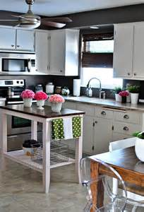 kitchen island decor 10 small kitchen island design ideas practical furniture for small spaces