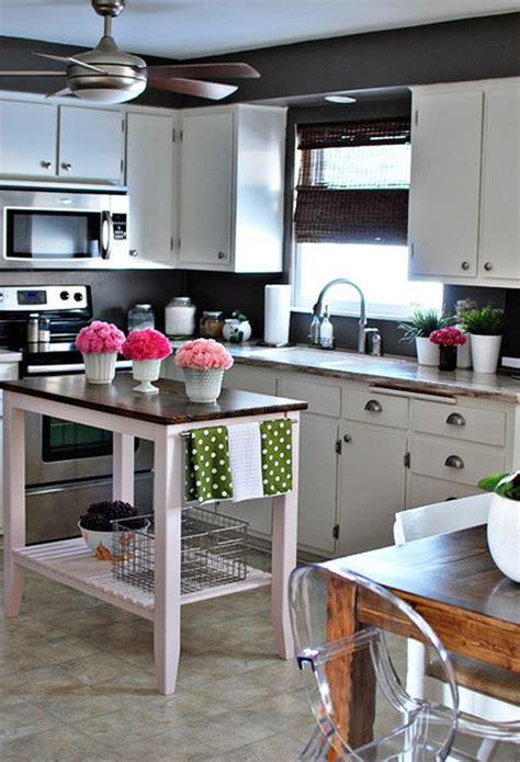 kitchen islands small spaces 10 small kitchen island design ideas practical furniture
