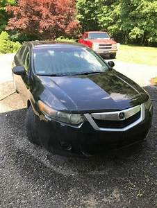 2009 Acura Tsx With Technology Package And 6 Speed Manual