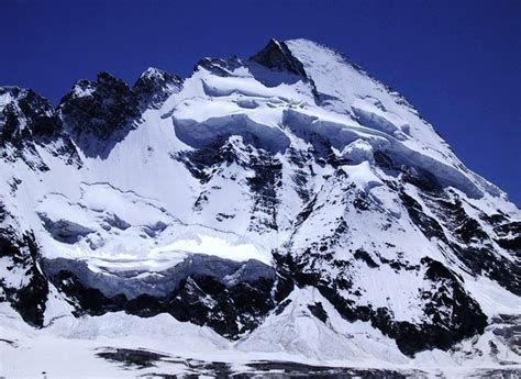Dent D' Hérens Mountain Information