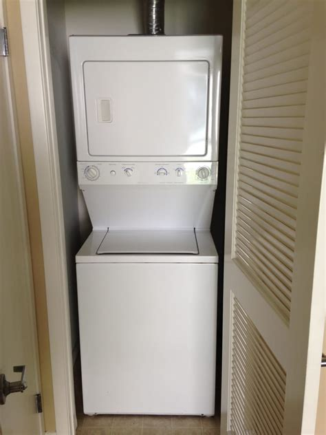 washer dryer sizes apartment size stackable washer and dryer