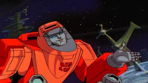 Transformers G1 The Movie Dinobots Meet Wheelie