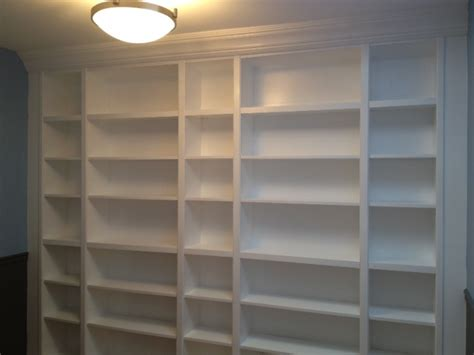 billy bookcase built in from billy to built ins storefront life
