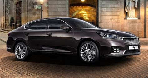 2018 Kia Cadenza Prices  Honda Overview