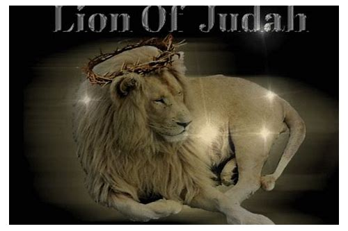 download pictures of lion of judah