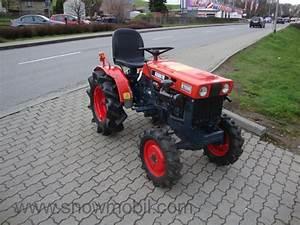 Mini Schlepper Gebraucht : kleintraktor mini traktor kubota b7000 neu lackiert ~ Jslefanu.com Haus und Dekorationen