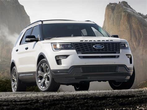 ford explorer price design interior specs review