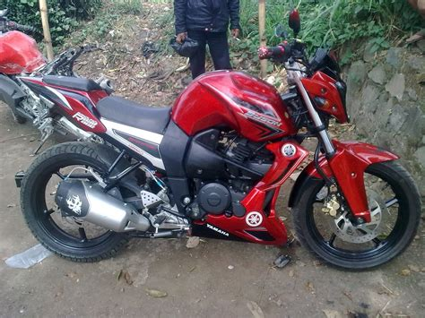 Motor Trail Byson by Gambar Modifikasi Motor Bison Modifikasi Yamah Nmax