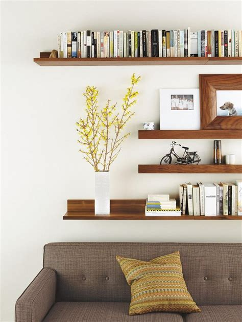 Floating Wall Shelves by Best 25 Floating Wall Shelves Ideas On