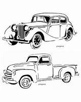Truck Ford Drawing Dodge Coloring Chevy Trucks Cars Classic Cummins Pages C10 Foose Chip Drawings Silhouette Chevrolet Camaro Getdrawings Illustrations sketch template
