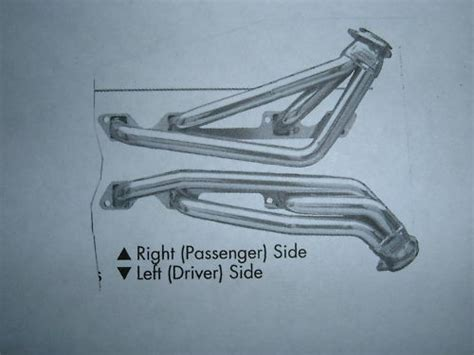 Buick Headers by Buick Nailhead Headers 62 66 Wildcat Electra Lesabre For