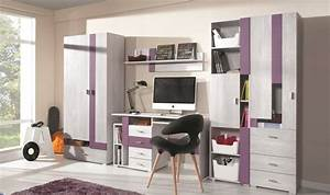 Bureau Ado Fille : armoire dressing 2 portes joy armoire ado pas cher 2 portes ~ Melissatoandfro.com Idées de Décoration