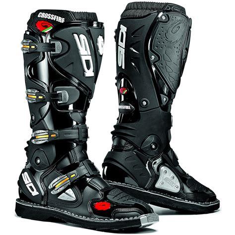 motocross boot sidi crossfire mx enduro road steel toe motocross dirt