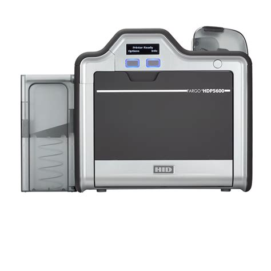 hid fargo hdp id card printer high resolution