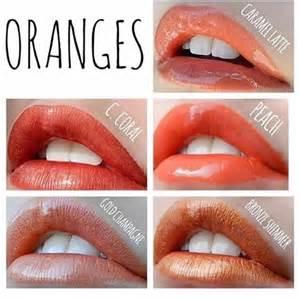 LipSense Gloss Most Popular Colors