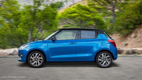 The swift has seen several generations abroad and two in the local market. 2021 Suzuki Swift - Dailyrevs