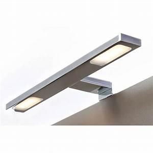 Spot Pour Miroir : spot led rectangulaire pour miroir telo 12 v 5 4 w ~ Zukunftsfamilie.com Idées de Décoration