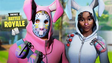Vuelven Las Skins De Rabbit Raider Y Bunny Brawler