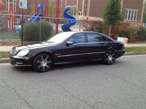 Free shipping on many items. Buy used 800HP 2005 Mercedes 800HP S600 S65 S55 AMG Speedriven, Renntech in Denver, Colorado ...