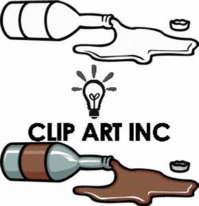 Spilled Drink Clipart - Clipart Suggest