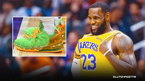 Lakers news: LeBron James shouts out inspiration for crazy ...