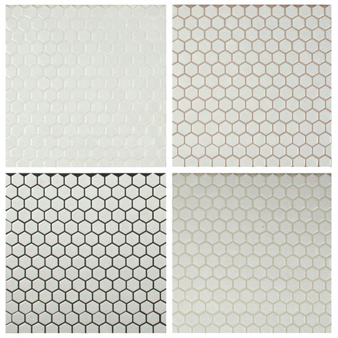 be all about grout hexagons and tile