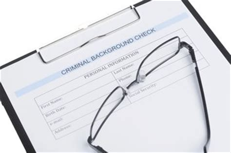 Sealed Records Background Checks Expunging Criminal Records Sealing Arrest Records