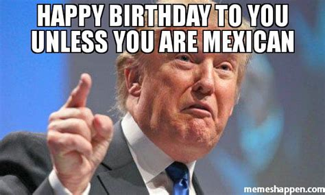 Mexican Happy Birthday Meme - oh hell no meme