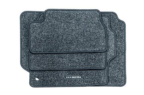 floor mats nissan nissan micra genuine car floor mats tailored ke755ax631 k12