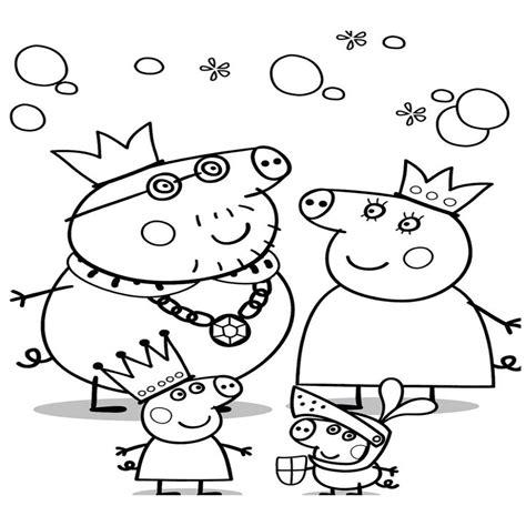 Kleurplaat Peppa Pig Verjaardag by Kleurplaat Peppa Big Kleurplaat Vor Kinderen 2019