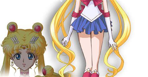 anime tentang cantik 7 sailor cantik dalam sailormoon otaku indonesia