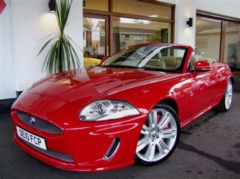 Used Jaguar Xkr Convertible Supercharged (u523