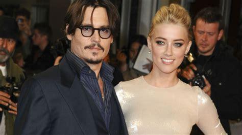 Johnny Depp engaged to Amber Heard