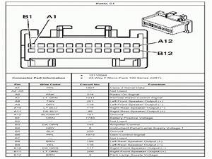 28 2002 Chevy Cavalier Radio Wiring Diagram