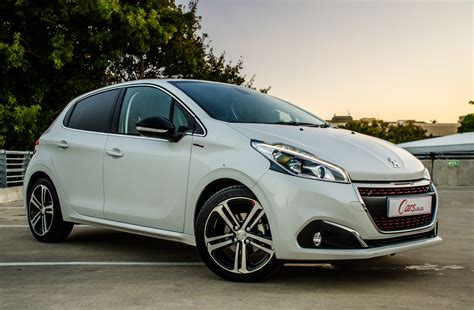 peugeot car peugeot 208 gt line 2016 review cars co za