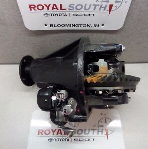 toyota fj cruiser early  rear differential