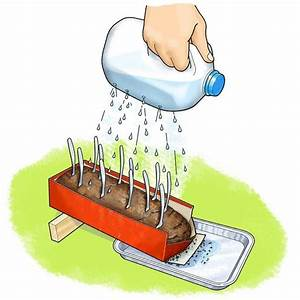 Soil Erosion Experiment With Detailed Instructions And