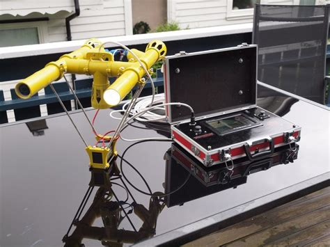 17 Best Images About Underwater Rov On Pinterest · Homemade Underwater Rov