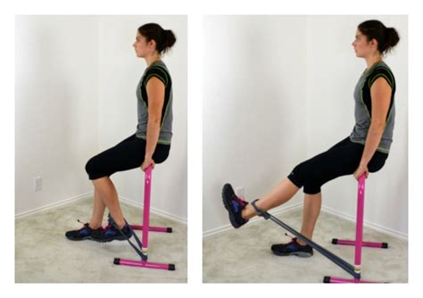 exercises  kill foot knee  hip pain