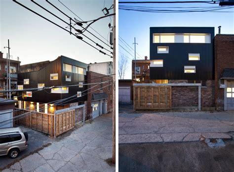 maison de ville moderne de ville moderne achat