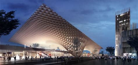 Erik Giudice Architecture Unveil A Proposal For A Wooden