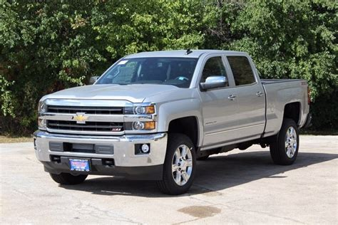 2018 Chevy Silverado 2500h by New 2018 Chevrolet Silverado 2500hd Ltz 4d Crew Cab In