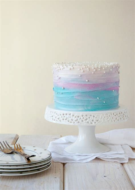 gorgeous baby shower cake ideas  spring brit