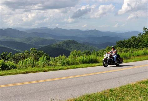 Top 10 Motorcycle Rides In The U.s. -- National Geographic