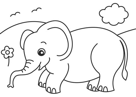 awesome jungle coloring pages