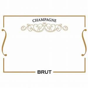 Etiquette Champagne Mariage : etiquette de vin personnalis e gratuite a imprimer ml39 jornalagora ~ Teatrodelosmanantiales.com Idées de Décoration