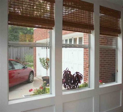 bamboo patio door blinds bamboo slider panel blinds for