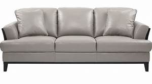 Gray leather sofa best 25 grey leather couch ideas on for Gray leather sofa