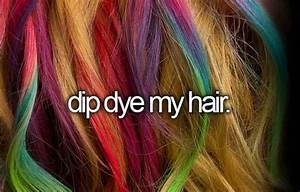 Oh I Will Someday What Color Should I Do My Hair